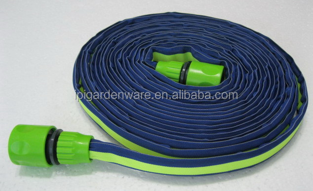 Fabric Flat Garden Hose, Fabric Flat Garden Hose Suppliers And  Manufacturers At Alibaba.com