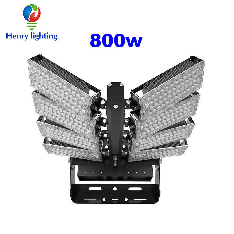 Newest Design Tennis Field LED High Mast Light Outdoor LED Flood Light With 5 Years Warranty High cost performance Hot sale