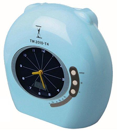 Employee Payroll Time Clock (Weekly/Biweekly Pay Periods) (Thermal Heat Sensitive Printing) (Analog Blue)