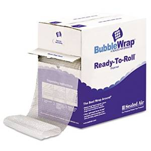 "Bubble Wrap&Reg Cushion Bubble Roll 1/2"" Thick 12"" *** Product Description: Bubble Wrap(R) Is A Registered Trademark Of Sealed Air Corporation (Us)Bubble Wrap(R), Cushion Bubble Roll, 1/2"" Thick, 12"" X 65 Ft. ***"