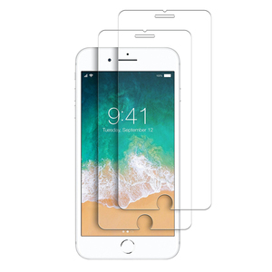 anti-shock tempered glass screen protector accessories for apple iphone 7 screen protector