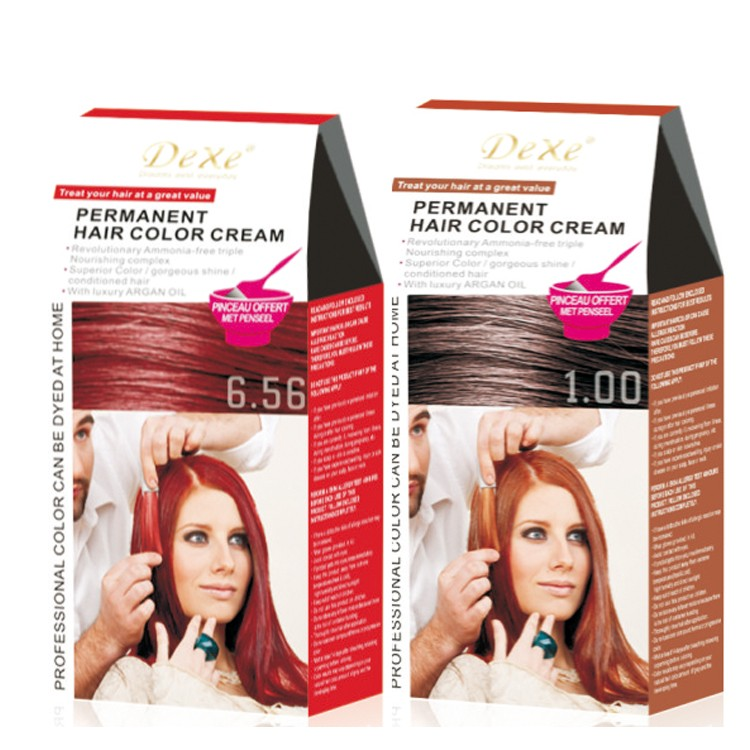 Permanent Hair Dye Natural Hair Color Cream Brand Names Buy