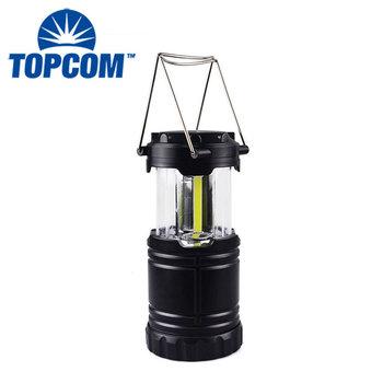 Topcom Led Light Pole Camping Magnetic Cob Led Portable Led Camping