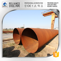 STEEL DRAINAGE PIPE CORRUGATED