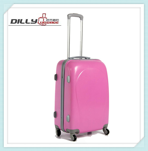 Pink Suitcase, Pink Suitcase Suppliers and Manufacturers at ...