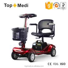 Medical Health Chinese Supplier Folding Power Handicap Mobility Electrical Scooter