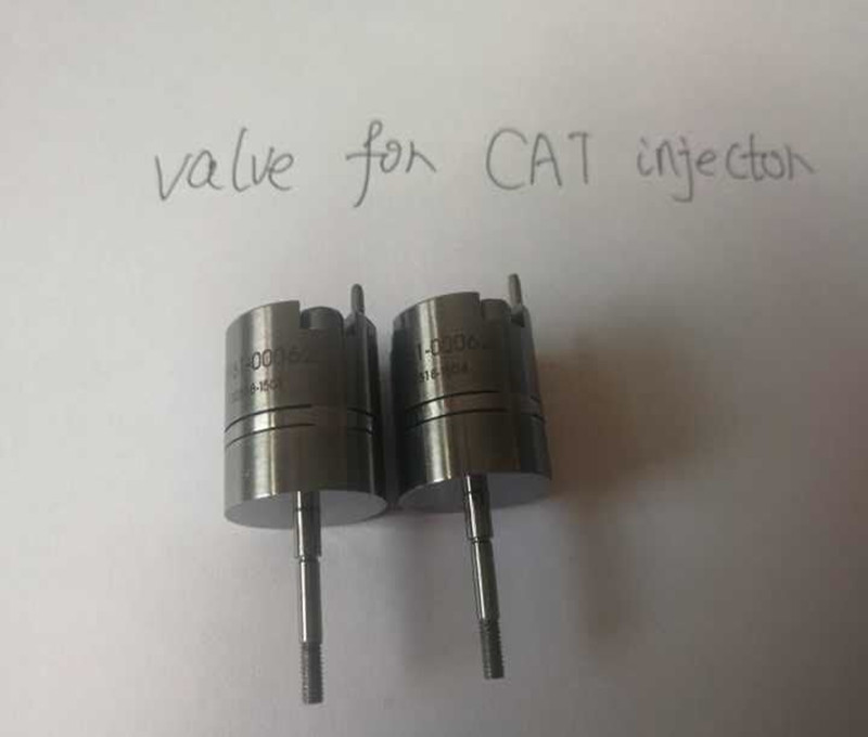 The popular Auto injector repair parts 32F61-00062 CAT diesel injector valve