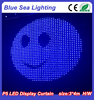 LED Curtain display indoor/outdoor stage led curtain stage backdrop