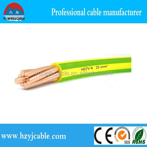 Factory 0.5mm--400mm pvc insulation wire&cable electric power cable shanghai zone pvc cable