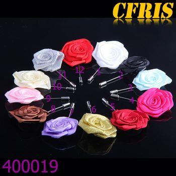 2018 new arriving fresh color silk flower lapel pins buy silk 2018 new arriving fresh color silk flower lapel pins mightylinksfo