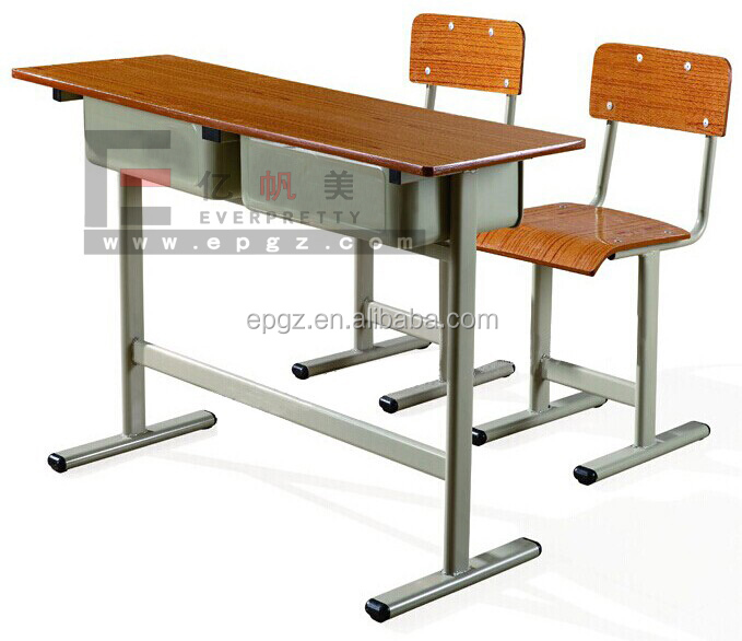 Detached School Desk and Chair/Mini School Desk and Chair Furniture