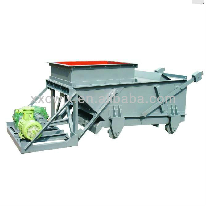 Chenwei series stainless steel mining reciprocating plate feeder