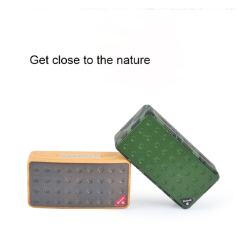 BSCI manufacturer 2017 new hot-selling mini wireless speaker outdoor