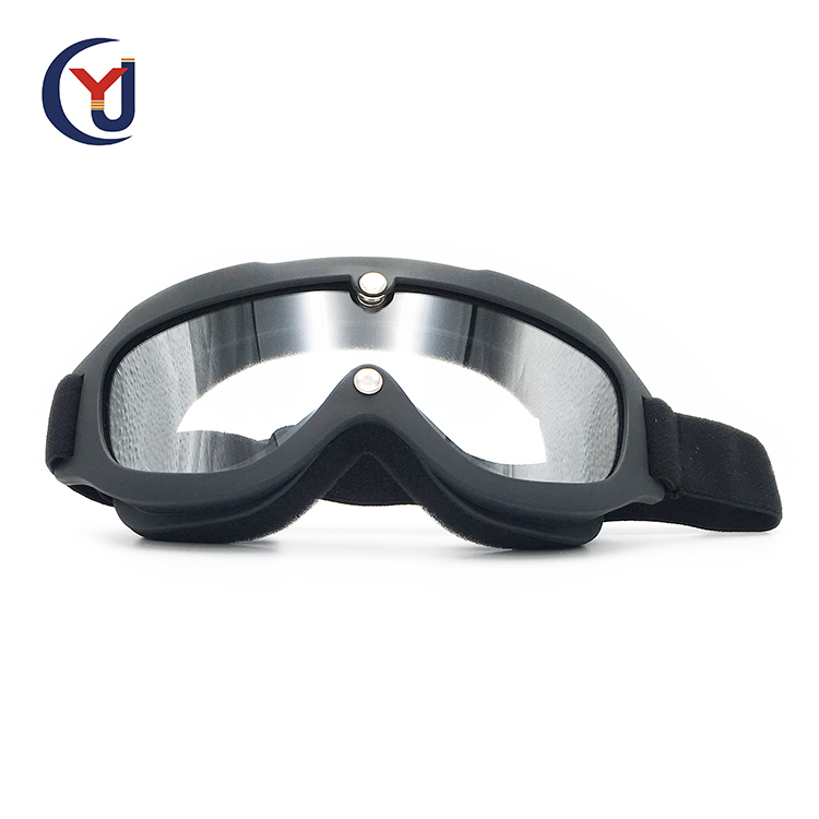 High anti-impact ballistic airsoft shooting military protective goggles with UV400