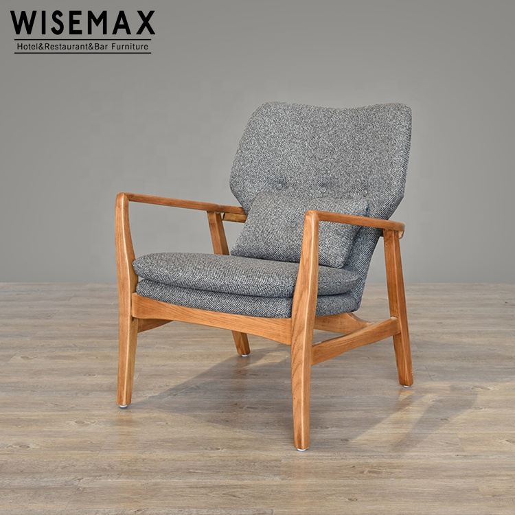 Wondrous Hot Sale Mid Century Modern Relax Leisure High Back Lazy Easy Designer Living Room Accent Wood Arm Lounge Chair Buy Modern Lounge Chair Wood Lounge Beatyapartments Chair Design Images Beatyapartmentscom