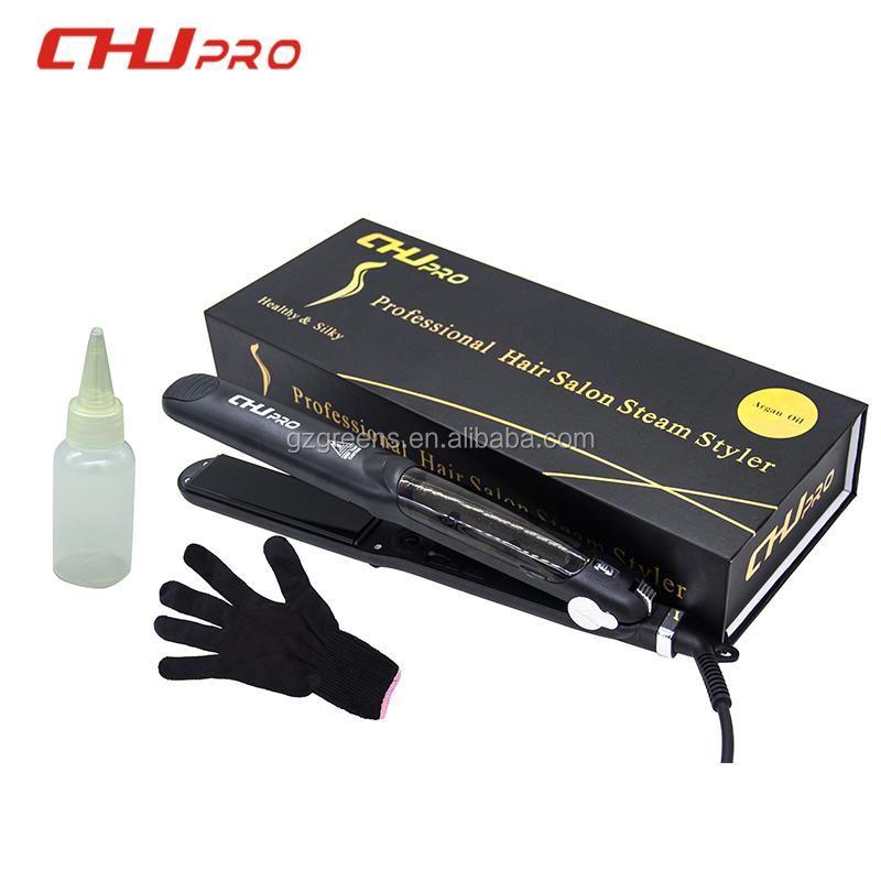 Low price steam hair salon equipment hair styler with straightener
