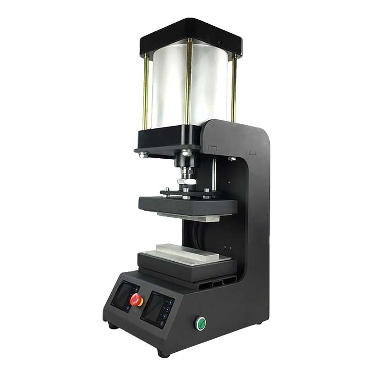 High Pressure Rosin Extraction Dual Heat Rosin Oil Press