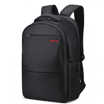 2019 Tigernu high quality black backpack manufacturer waterproof nylon backpack 15.6 17 18 inch laptop bags for men