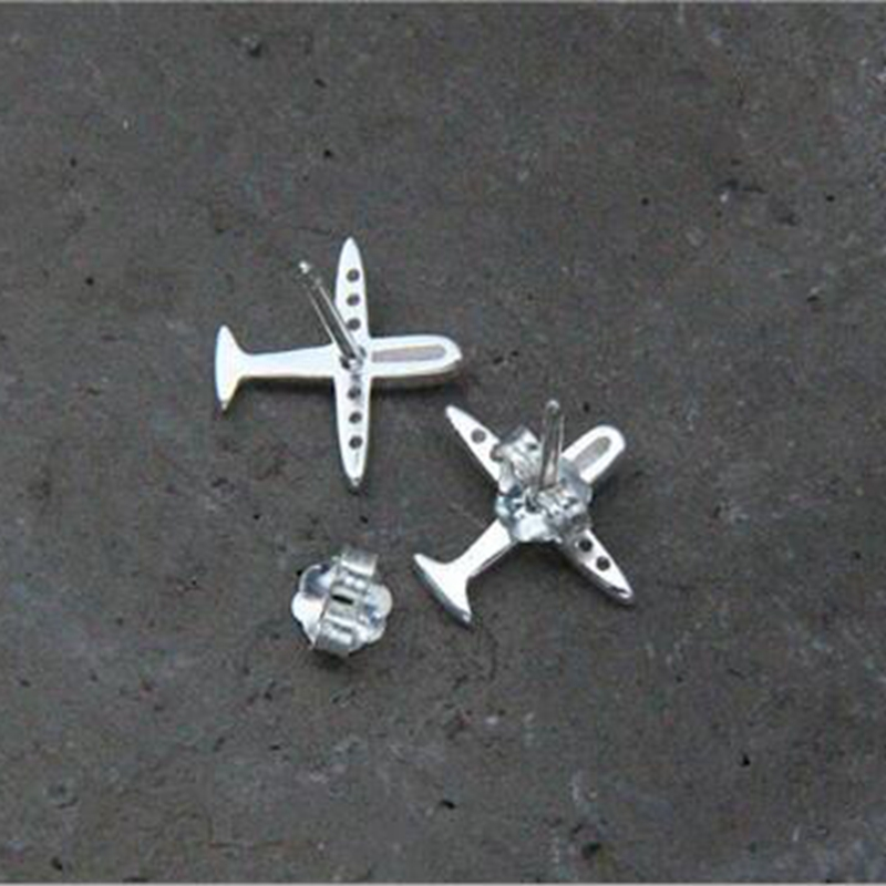 d9edcfdbc Crystal Airplane Earrings, Crystal Airplane Earrings Suppliers and  Manufacturers at Alibaba.com