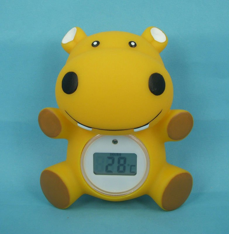 waterproof baby bath digital thermometer
