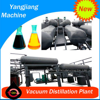 used engine refining machine