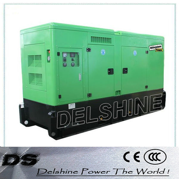 DS-400S 400kw electric silence rc jet engine diesel generator