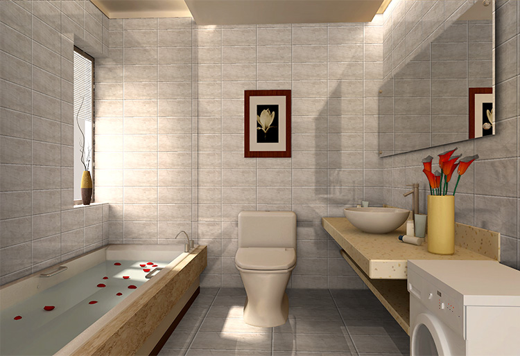 400x800 bone color matte finish wall tiles white glazed ceramic wall tiles bathroom