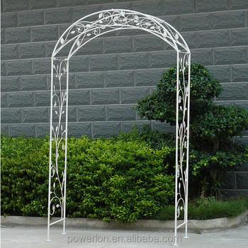 Metal Garden Arch Rose Climbing Plants Archway Buy Garden Arch