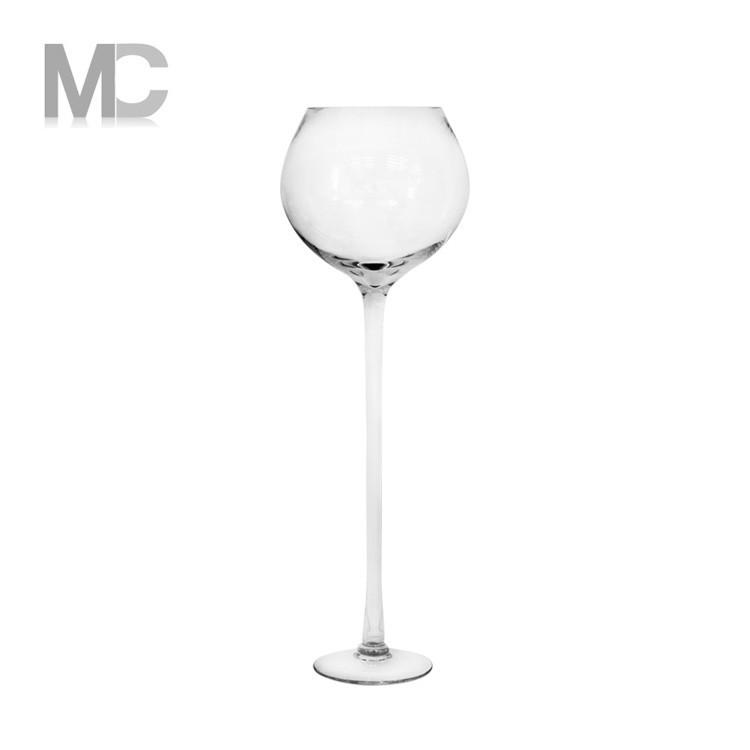 gros mariage grand verre martini vase centres vases en verre cristal id de produit 60275624863. Black Bedroom Furniture Sets. Home Design Ideas