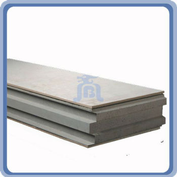 Composite Board.high quality prefabricated partitions export,Calcium Silicate Board