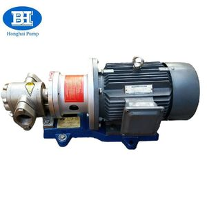 KCB stainless electric magnetic drive naphtha gear pump