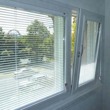 Tilt And Turn Windows With Built In Blinds Buy Insulated