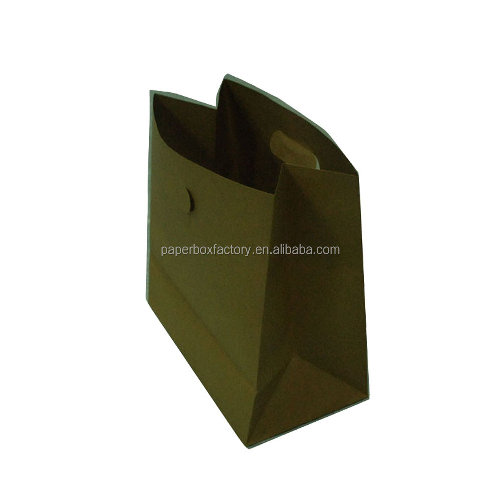Sacos de Papel Kraft food grade pequeno take away fast food saco de papel