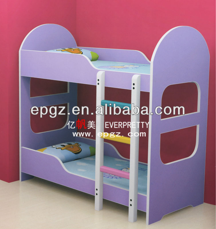 Tres Litera Muebles De Diseño Niños Literas Baratos Dos Más Reina ...