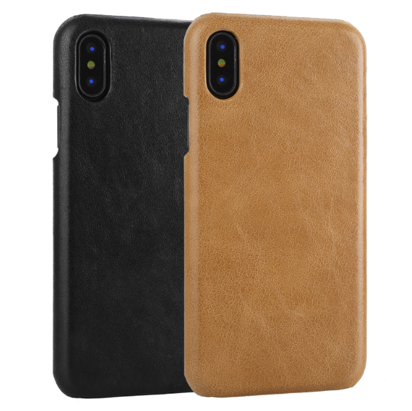 Wholesale High Quality Real Leather Cell Phone X Case For Iphone 7 For Iphone 8 For Iphone X