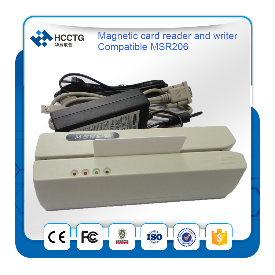how to use a card reader writer