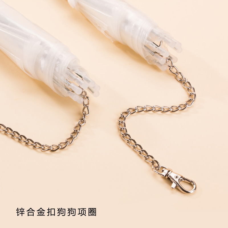 small size transparent umbrella for pet