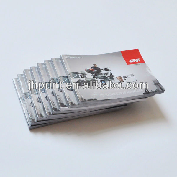 Perfect Binding Instruction Manuals Printing