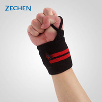 Wrist support Dumbbell Grip Hand Gymnastic Weight Lifting Barbell Training Gear Chin up Fitness Gym Workout Gloves