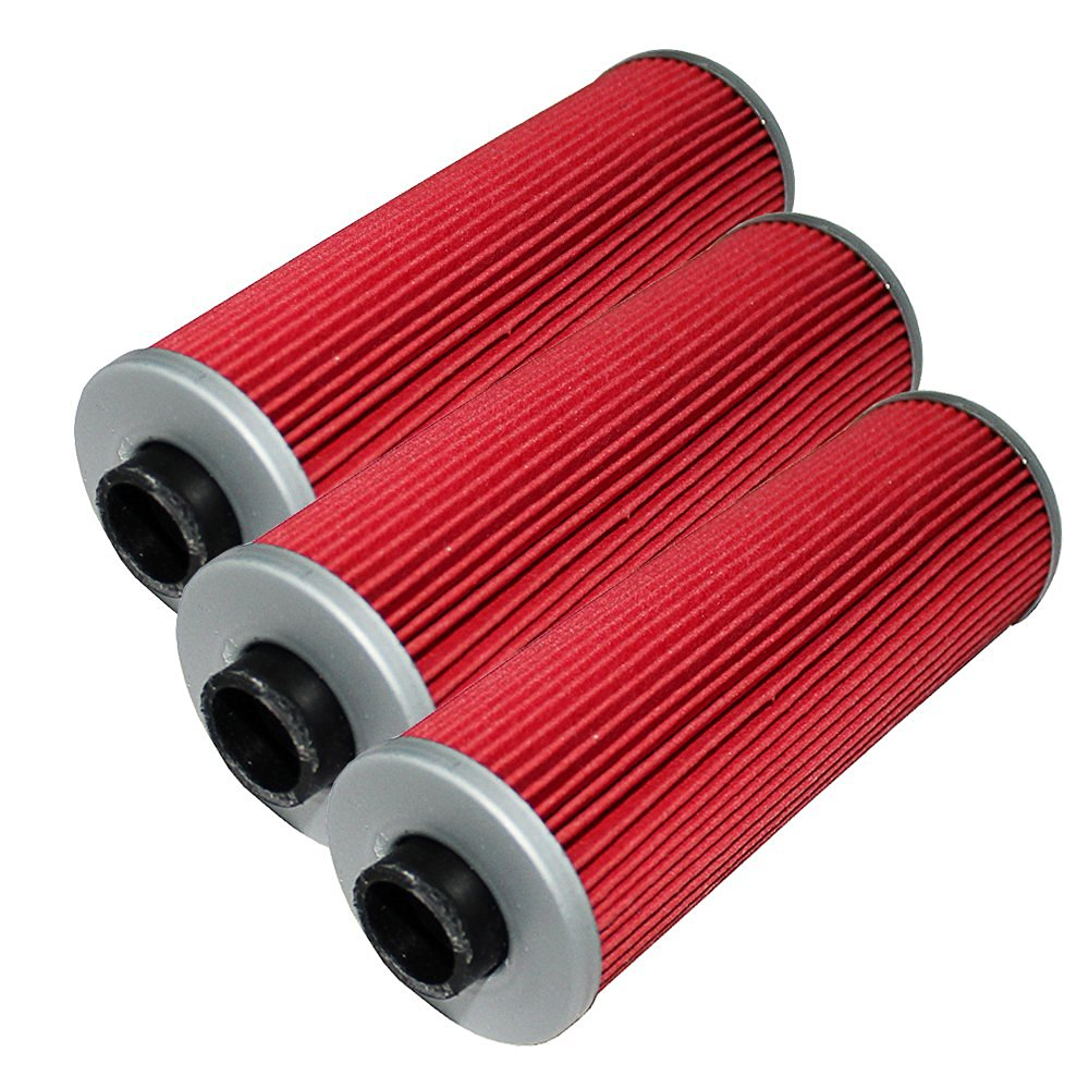 Caltric 3 PACK Oil Filter Fits BMW R75 R75/5 R75/6 R75/7 750 1969 1970 1971 1972 1973 1974-1984