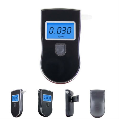 AT818 Best selling Alkohol Breath Tester breathalyzer alcohol tester alcohol detector breath tester manual