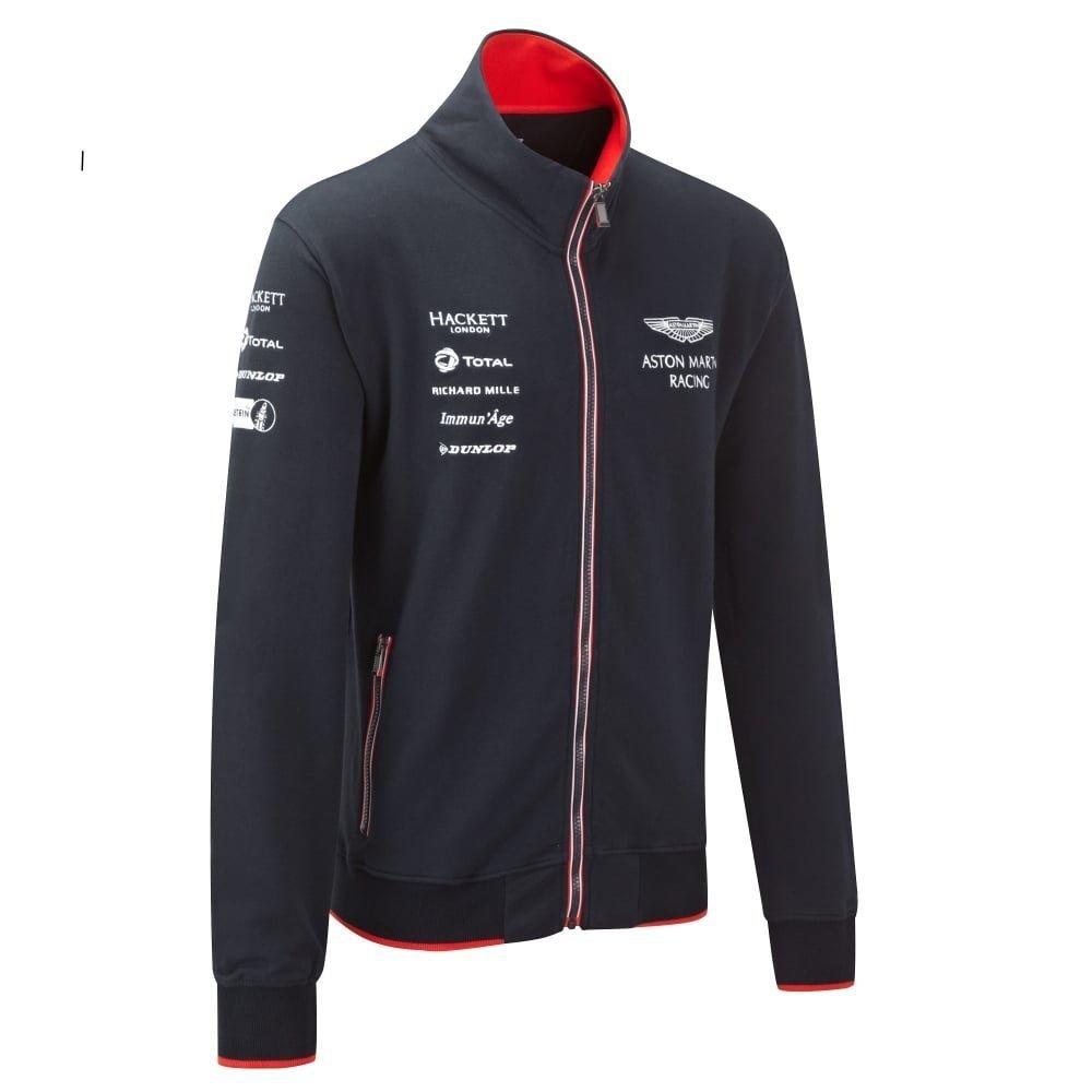 Aston Martin Racing Aston Martin Mens Racing Team Sweatshirt 2016