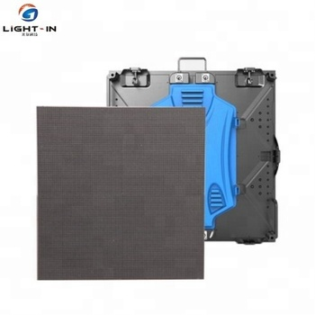 New Promotional Waterpoof Led Cabinet For P6 Outdoor Led Display Screen