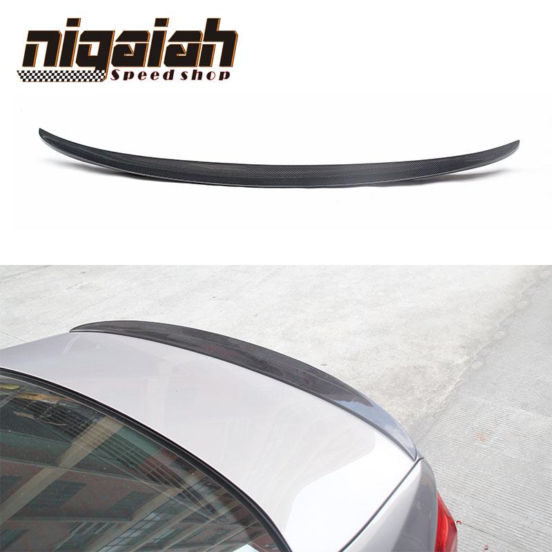 F10 F18 MT M5 3D Ontwerp Carbon Fiber Rear Lip Diffuser Auto Styling voor BMW 5 Serie F10 F18 520i 525i 530i 535i 2011-2017