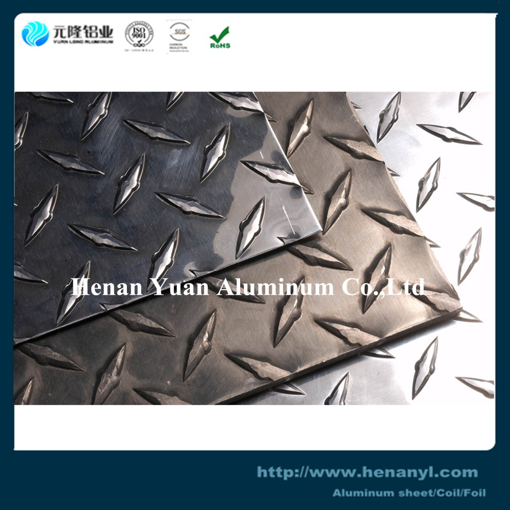 tear drop aluminum coils of small bar aluminum tread shet 1060 of tear drop aluminum sheet