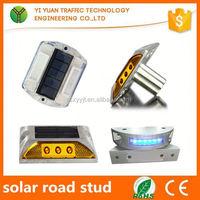 IP68 High Flashing Cast Aluminium Cat Eye Led Solar Road Markers