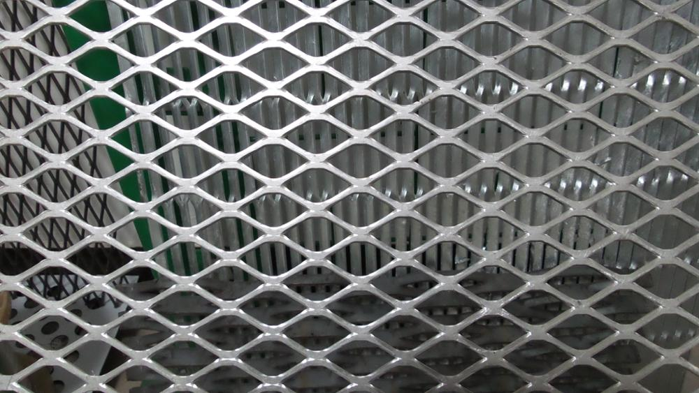 Decorative Expanded Wire Mesh/Extendable Fence
