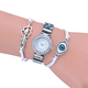 Fashion Bracelet Watch for Women, New Design Watches Woman Eye and Heart Watch