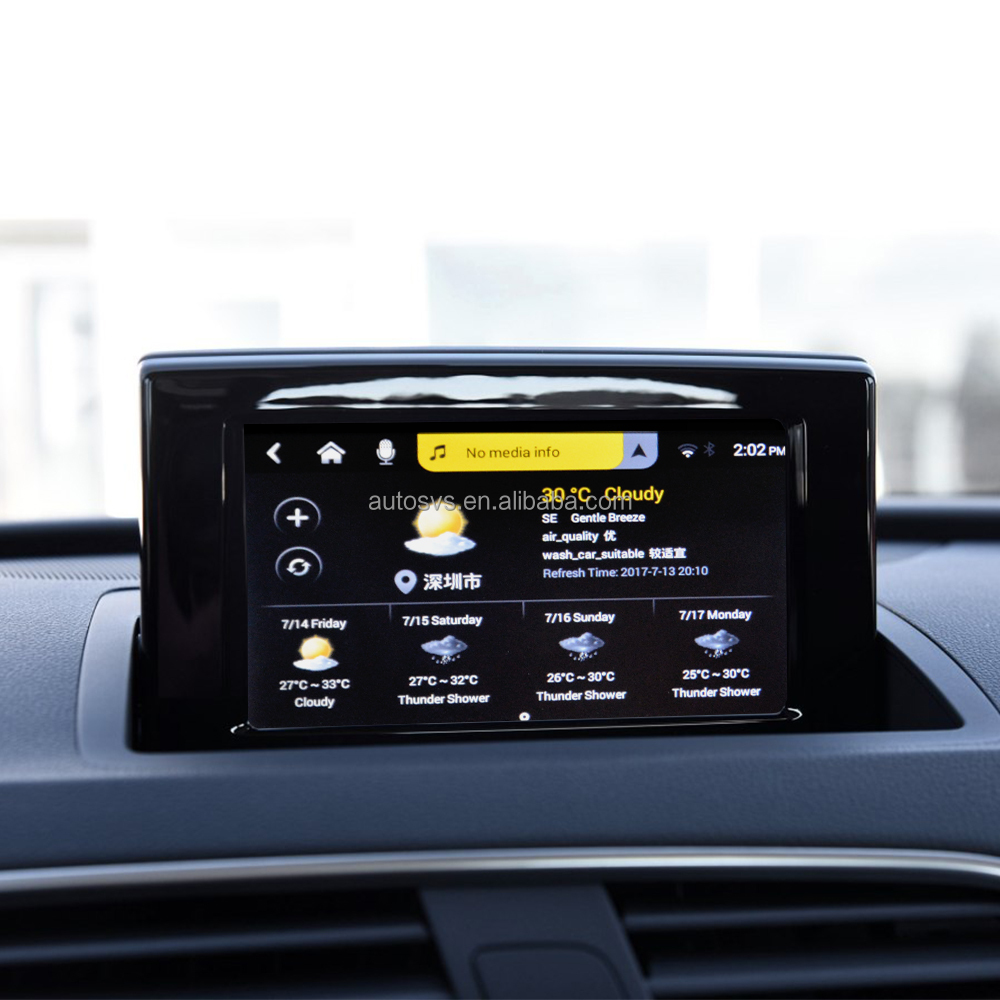 Gps System For Audi A3