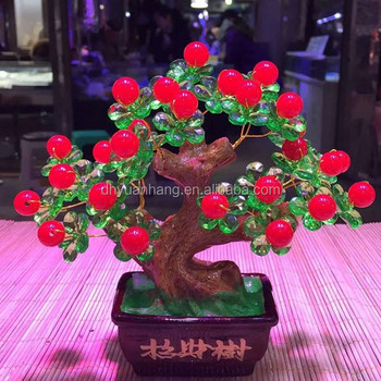 Natural crystal lucky apple treered fruit quartz crystal money natural crystal lucky apple treered fruit quartz crystal money trees for decoration or gift negle Choice Image